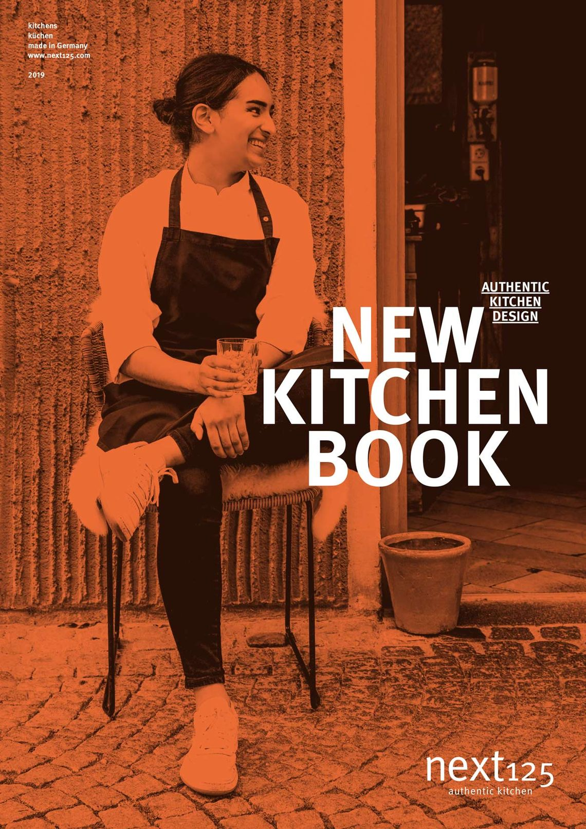 next125 Katalog 2019 - NEW KITCHEN BOOK
